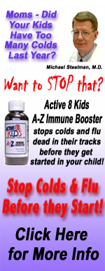Stop Your Kids Colds Dead!