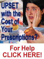 Save money on Prescription meds at your pharmacy